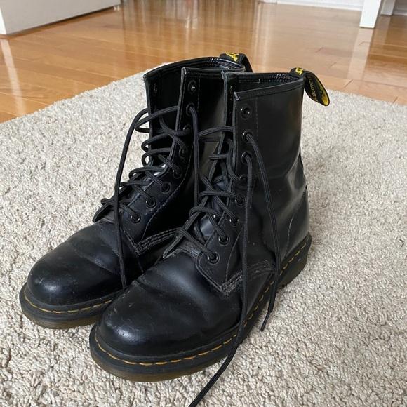 Authentic Doc Martens Boots